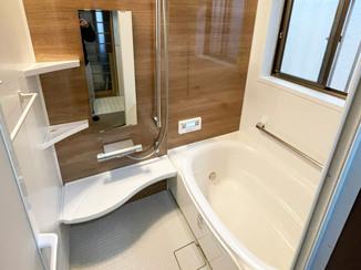 バスルームリフォーム 介護保険を利用したバスルーム&床のリフォーム