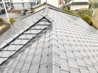外壁・屋根リフォーム 雨漏りの不安がなくなった屋根&軒天