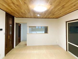 戸建フルリフォーム 水廻りと収納を中心に一新した暮らしやすい住まい