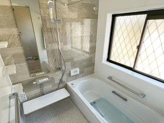 バスルームリフォーム 内装にもこだわった快適な水廻り空間