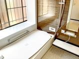 バスルームリフォームお風呂を中心に使いやすくした快適な住まい